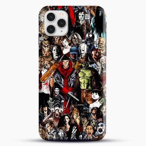 Horror CollectioniPhone 11 Pro Case, Snap 3D Case | JoeYellow.com