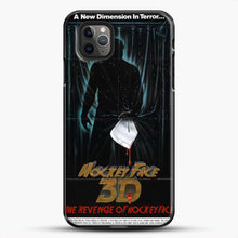 Load image into Gallery viewer, Horror Film The Revenge Hockey iPhone 11 Pro Max Case, Black Plastic Case | JoeYellow.com