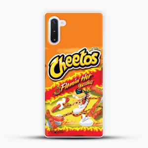 Hot Cheetos Samsung Galaxy Note 10 Case