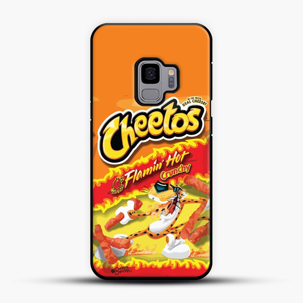 Hot Cheetos Samsung Galaxy S9 Case