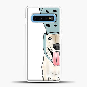 Husky & Crocs Samsung Galaxy S10 Case