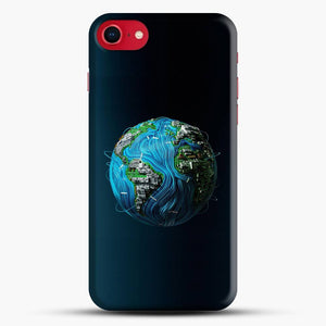 I Am Up Earth High Tech iPhone 7 Case