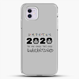 Impetus 2020 iPhone 11 Case, White Plastic Case | JoeYellow.com
