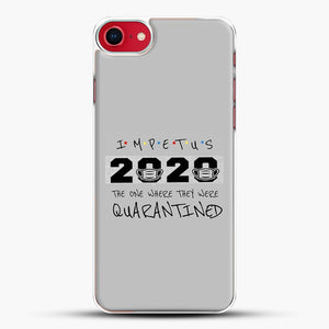 Impetus 2020 iPhone 7 Case, White Plastic Case | JoeYellow.com