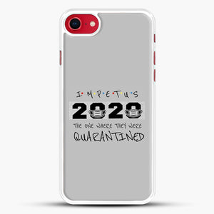 Impetus 2020 iPhone 7 Case, White Rubber Case | JoeYellow.com