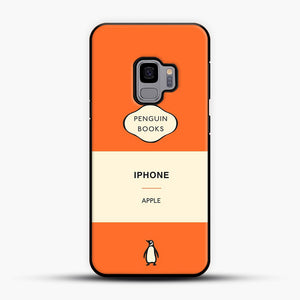 iPhone Penguin Classic Samsung Galaxy S9 Case