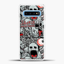Load image into Gallery viewer, JdotKid Sick N Twisted Design Samsung Galaxy S10 Case