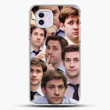 Load image into Gallery viewer, Jim Makes The Face iPhone 11 Case