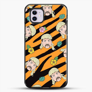 Joe Exotic Tiger King iPhone 11 Case, Black Plastic Case | JoeYellow.com