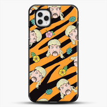 Load image into Gallery viewer, Joe Exotic Tiger King iPhone 11 Pro Case, Black Plastic Case | JoeYellow.com