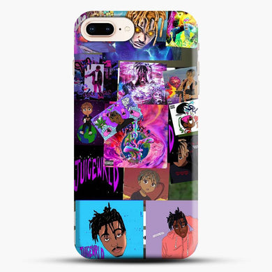 Juice Wrld Collage Art Image iPhone 7 Plus Case, Snap 3D Case | JoeYellow.com