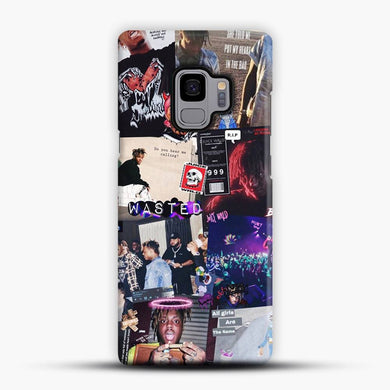Juice Wrld Collage Samsung Galaxy S9 Case, Snap 3D Case | JoeYellow.com
