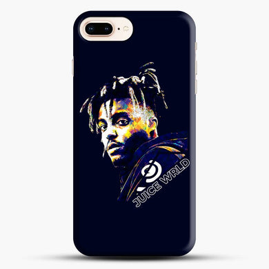 Juice Wrld Painting iPhone 7 Plus Case, Snap 3D Case | JoeYellow.com
