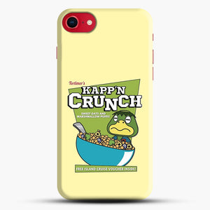 Kappn Crunch iPhone 7 Case, Black Snap 3D Case | JoeYellow.com