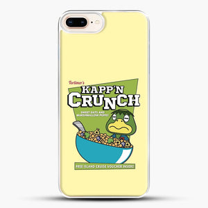 Kappn Crunch iPhone 7 Plus Case, White Plastic Case | JoeYellow.com