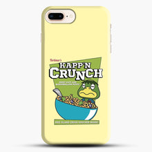 Load image into Gallery viewer, Kappn Crunch iPhone 8 Plus Case, Black Snap 3D Case | JoeYellow.com