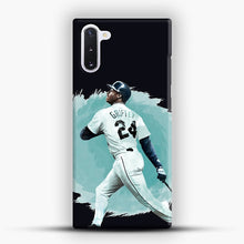 Load image into Gallery viewer, Ken Griffey Jr Samsung Galaxy Note 10 Case