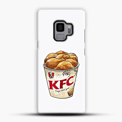 Kfc Finger Lickin Good Samsung Galaxy S9 Case, Snap 3D Case | JoeYellow.com