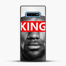 Load image into Gallery viewer, Le Bron James King Samsung Galaxy S10 Case