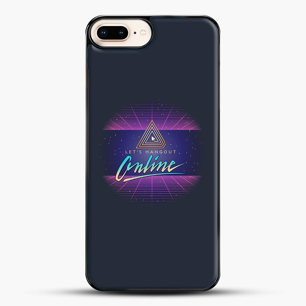 Lets Hangout Online iPhone 7 Plus Case