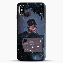 Load image into Gallery viewer, Lil Peep Star Shopping iPhone XS Max Case, Snap 3D Case | JoeYellow.com