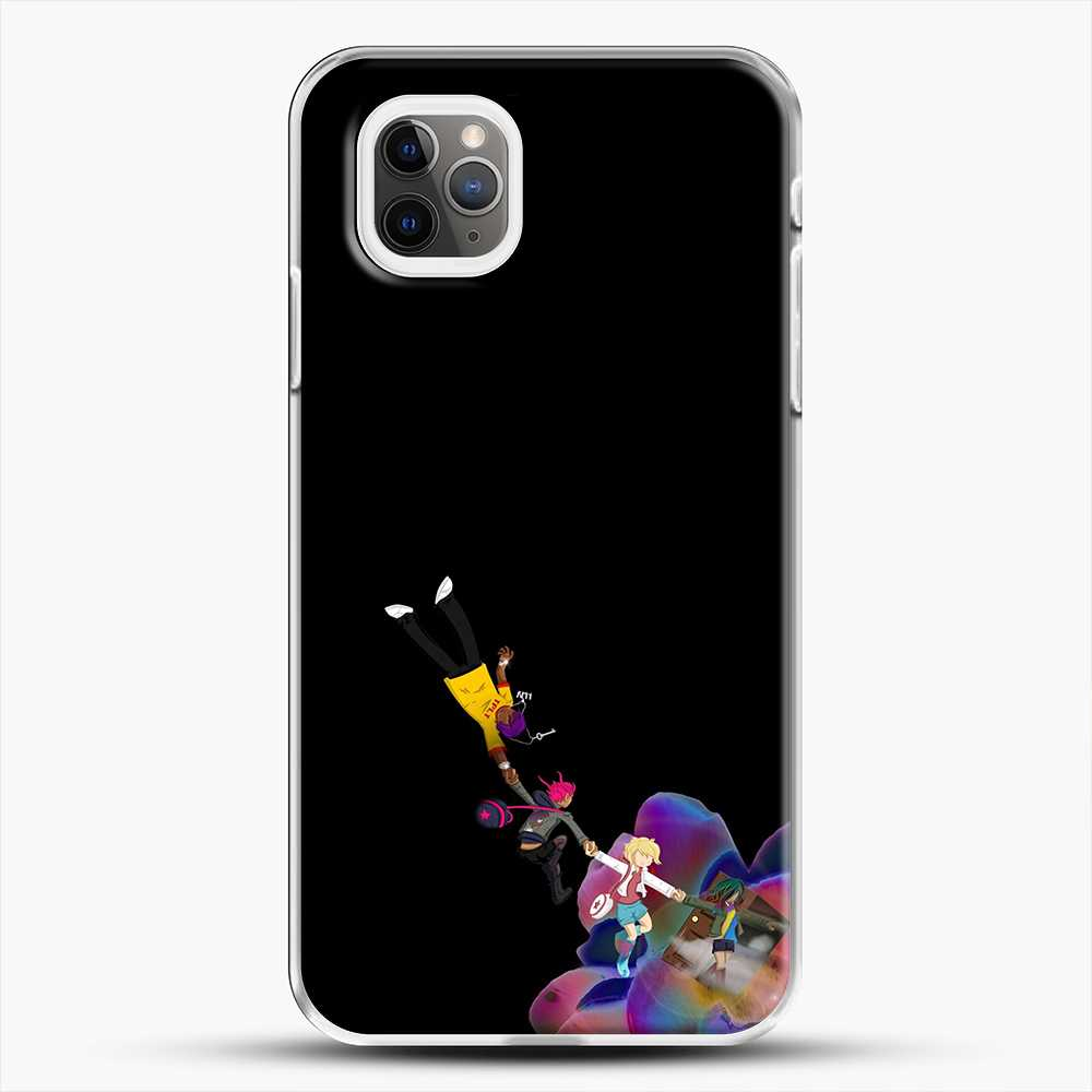 Lil Uzi Vert Black Wallpaper Iphone 11 Pro Max Case Plastic Snap 3d Rubber Joeyellow Com