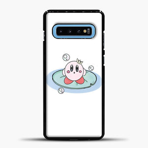 Lilly Pad Kirby Samsung Galaxy S10 Case