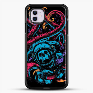 Lost iPhone 11 Case, Black Rubber Case | JoeYellow.com