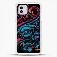 Load image into Gallery viewer, Lost iPhone 11 Case, White Rubber Case | JoeYellow.com