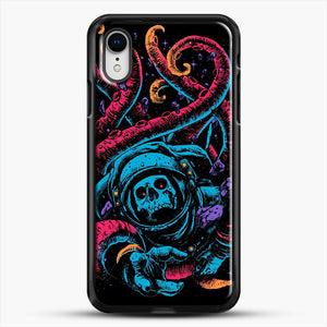 Lost iPhone XR Case, Black Rubber Case | JoeYellow.com