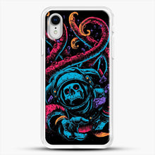 Load image into Gallery viewer, Lost iPhone XR Case, White Rubber Case | JoeYellow.com