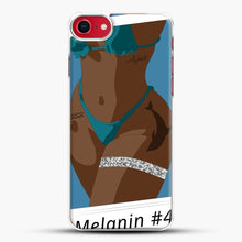 Load image into Gallery viewer, Melanin Blue iPhone 7 Case