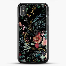 Load image into Gallery viewer, Midnight Floral iPhone Case