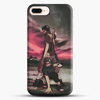 Midnight Itachi Shisui iPhone 7 Plus Case, Snap 3D Case | JoeYellow.com
