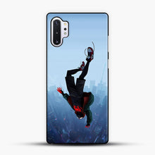 Load image into Gallery viewer, Miles Morales jump Samsung Galaxy Note 10 Plus Case