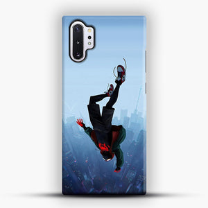 Miles Morales jump Samsung Galaxy Note 10 Plus Case