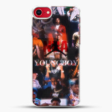 Load image into Gallery viewer, Nba Youngboy iPhone 7 Case, White Plastic Case | JoeYellow.com