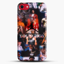 Load image into Gallery viewer, Nba Youngboy iPhone 7 Case, Black Snap 3D Case | JoeYellow.com