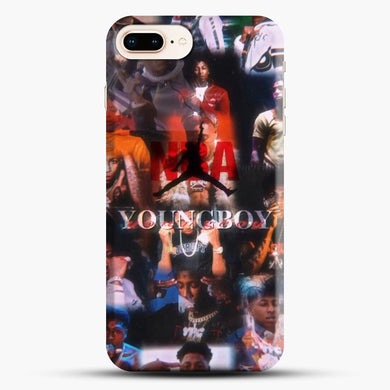 Nba Youngboy iPhone 7 Plus Case, Black Snap 3D Case | JoeYellow.com