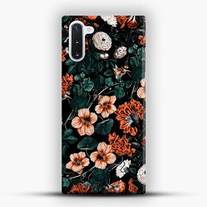 NIGHT FOREST XVII A Samsung Galaxy Note 10 Case