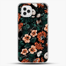 Load image into Gallery viewer, Night Forest Xvii A iPhone 11 Pro Case, White Plastic Case | JoeYellow.com