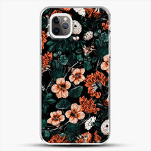 Load image into Gallery viewer, Night Forest Xvii A iPhone 11 Pro Max Case, White Plastic Case | JoeYellow.com