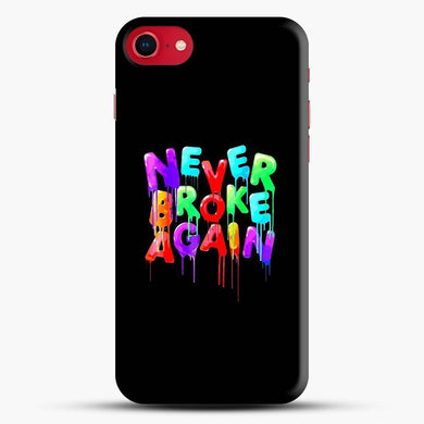 Never Broke Again Nba Youngboy iPhone 8 Case, Snap 3D Case | JoeYellow.com