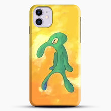 Load image into Gallery viewer, Old Bold And Brash iPhone 11 Case, Black Snap 3D Case | JoeYellow.com