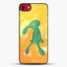 Load image into Gallery viewer, Old Bold And Brash iPhone SE 2020 Case, Black Plastic Case | JoeYellow.com