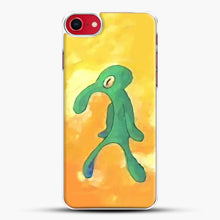 Load image into Gallery viewer, Old Bold And Brash iPhone SE 2020 Case, White Plastic Case | JoeYellow.com