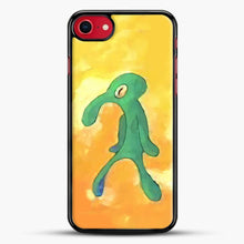 Load image into Gallery viewer, Old Bold And Brash iPhone SE 2020 Case, Black Rubber Case | JoeYellow.com