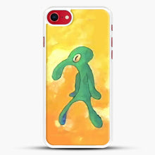 Load image into Gallery viewer, Old Bold And Brash iPhone SE 2020 Case, White Rubber Case | JoeYellow.com