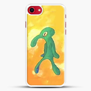 Old Bold And Brash iPhone SE 2020 Case, White Rubber Case | JoeYellow.com