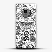 Load image into Gallery viewer, One Direction Tattoos Samsung Galaxy S9 Case